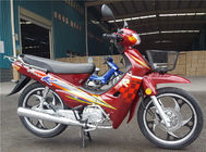KT110 110cc Cub Motorcycle Double Clutch Engine 61km/h - 80km/h Max Speed