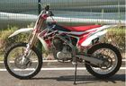 Enduro CRF 250cc On Off Road Motorcycle With Hydraulic Shock Absorber