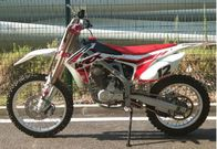 KT250M Dirt Road Motorbike , Adult Dirt Bike 6000 N.M / R / MIN 1370mm Wheelbase