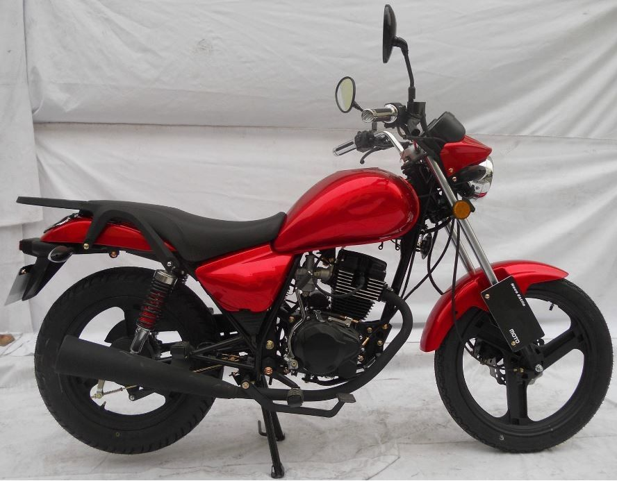 GR MOTOR Dirt Road Bike Front Disc Brakes , Adult Dirt Bike Gasoline Fuel